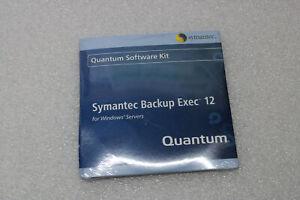 QUANTUM Symantec Backup Exec 12 Software für Windows Server Backupsoftware NEU