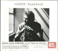Johnny Hallyday rester vivant Coffret édition collector +DVD scellé