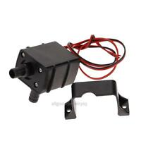 Mini DC 12V 3M 240L/H 5W Micro Waterproof Brushless Submersible Water Oil Pump