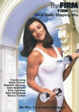 THE FIRM PARTS TOTAL BODY SHAPING MIX CLASSIC ORIGINAL FIRM DVD NEW SEALED