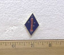 USMC 1st Marine Division  Pin
