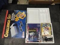 Nintendo NES Console Challenge Set System Complete in Box!!   CIB!!