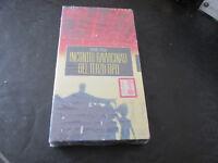 VHS Película Close Encounters De Tercera Tipo Edición Especial - Unidad