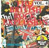 The British Rock Explosion By Various Artists CD Volume 4 British Rock