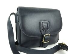 bab75c4df0 100% Authentic CELINE Navy Leather Cross Body Bag Made in Italy