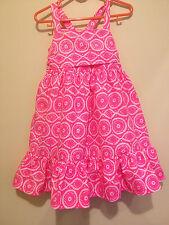 New Baby Girl Summer Dress Size: 00, 0, 6-9M, 9-12M