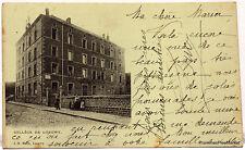CPA  Precurseur LONGWY  COLLEGE  1901   scan ht def  Lae546