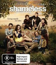 Shameless : Season 3 (Blu-ray, 2013, 2-Disc Set)