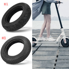 Durable Explosion-proof Tyre Tubeless Solid Tire for 10 inch Electric Scooter