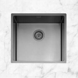 Caple Inset or Undermount Sink MODE045/GM [Gunmetal]