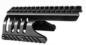 HOT!!! Remington 870 12 GA Saddle Scope Sight Rail Mount