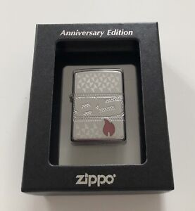 Zippo 2017 Collectible of the year/85th Anniversary 60002915 NEU + OVP
