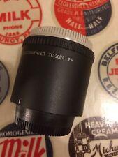 Nikon TC TC-20E II AF-I AF-S Lens