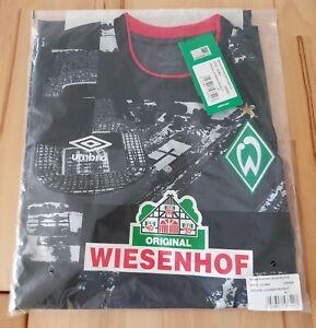 SV Werder Bremen 3rd Stadt Trikot 2020/2021 20/21 Größe M NEU mit Etikett