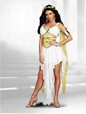 Royal Highness Queen Goddess Aphrodite Egyptian Greek Roman Costume Adult Women