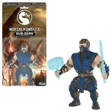 """Mortal Kombat X Sub-Zero 3 3/4"""" Action Figure 3.75"""" by Funko Savage World"""