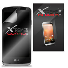 6-Pack Clear HD XtremeGuard HI-DEF Screen Protector Cover For LG Optimus Zone 3