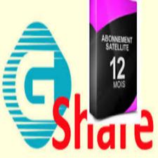 Officiel Serveur Gshare 3 funcam Starsat Geant Bware Vizyon Promotion 12 MOIS