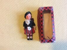 Vintage Character Doll With Sleeping Eyes No.RD39