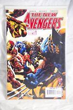 The New Avengers Marvel Comic Issue #19