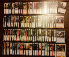 100 ALL Rare Magic the Gathering Lot -100 MTG FTG
