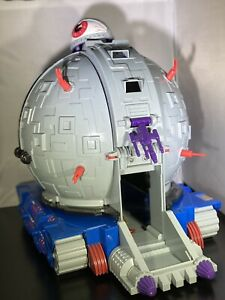 Technodrome Vintage Teenage Mutant Ninja Turtles Playset Incomplete Playmates