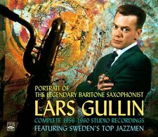 Lars Gullin Portrait Of The Legendary Baritone Saxophonist Complete 1956-1960