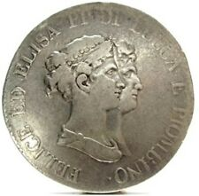 LUCCA e Piombino (5 FRANCHI 1806 Firenze) RR.