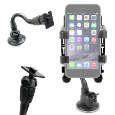 Car Window Holder Mount Kit For Full Apple iPhone Range & iPod Classic and Touch