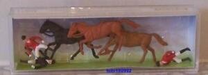 Faller 153026 HO Show Jumpers with Horses - New