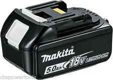 Makita BL1850 5ah LXT lithium ion battery 632B77-5