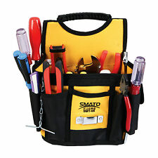 New Electrician Durable Tool Bag 210x320x130mm SMT-08 with Shoulder Strap