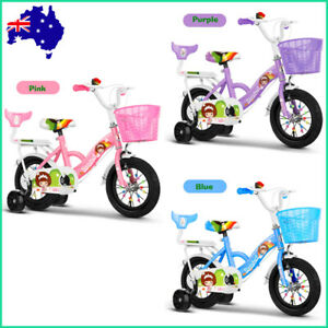 Prams Kids Bicycle With Auxiliary Wheel Ride-On Toy KBI2098