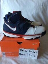 Nike Kobe 2007 Zoom II Strength 'USA', Size 11, Pre-worn (by me only)