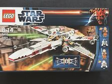 NEW Lego 9493 Star Wars X-Wing Starfighter BNIB complete sealed set rare retired
