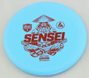 NEW Active Sensei 165g Blue Putter Discmania Discs Golf Disc at Celestial