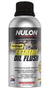 Nulon Pro-Strength Extreme Oil Flush 500ml PXOF