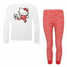 Liverpool FC Junior Hello Kitty PJs LFC Official