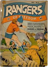 Golden Age Comics 2 - EC Comics Crypt of Terror and Rangers & More Comics on DVD