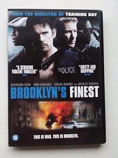BROOKLYN'S FINEST DVD RICHARD GERE WESLEY SNIPES DON CHEADLE ETHAN HAWKE NIEUW