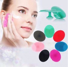 Silicone Facial Cleaning Brh Baby Bath Face Blackhead Exfoliator Cleaner X1.