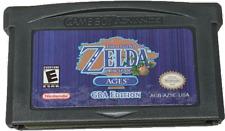 The Legend of Zelda Oracle of Ages GBA Cartridge, US Seller. Repro