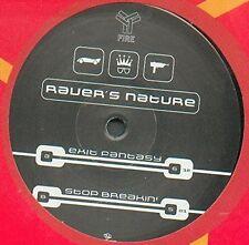 "Raver's Nature Exit fantasy/Stop breakin' [Maxi 12""]"