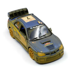 "Subaru WRC Solberg Model Cars 5"" Alloy Diecast Toys Collection&Gifts Soil versio"