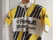 Vintage Renault Elf Gitane CAMPAGNOLO Jersey 1978 Maillot 5 Hinault Eroica Shirt