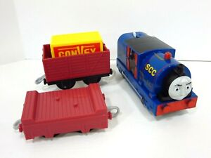 Timothy Tale of Brave Trackmaster Thomas Motorized Tank Engine Train Mattel