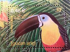 FRANCE 2003, timbre 3549, OISEAUX, TOUCAN ARIEL, neuf**, MNH BIRDS