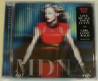 MDNA [Edited] by MADONNA (CD, 2012 - Interscope - USA) BRAND NEW FACTORY SEALED!