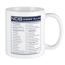 Ncis Gibbs' Rules Ceramic Mug Coffee Mug Tea Milk Cup