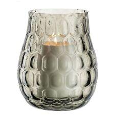 LEONARDO Windlicht Giardino Optik basalto H27cm   Kerzenhalter Bodenlicht Vase